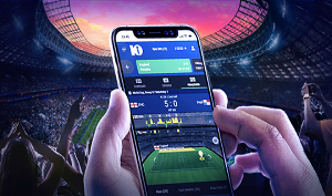 Find the markets and betting options at 10bet mobile!