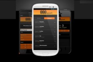 what comes with the 888sport mobile app