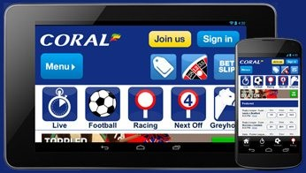 Operate your account at Coral via iOS device!