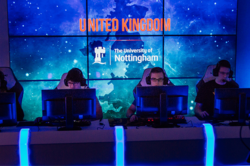 Ukie Pushes To Make UK An eSports Hub