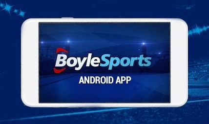 Which Android devices can Boylesports players use?