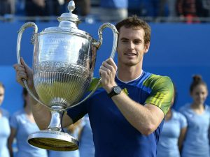 Andy Murray Will Play Aegon Championships at the Queen's Club