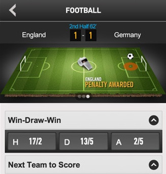 Come and find the top gambling apps for live betting!