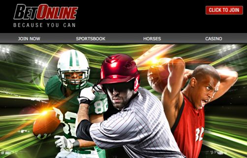 Which are the sports betting markets of Bet Online?