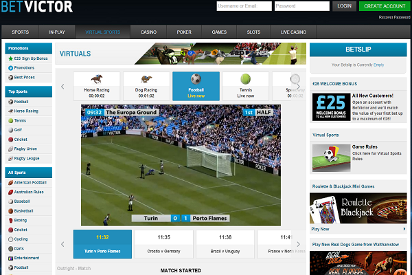 how to get the betvictor bonus to bet on football