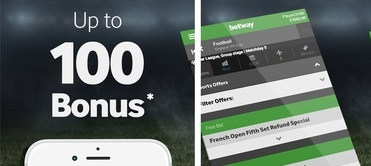 Do you get the chance to claim bonuses by using the Betway app?