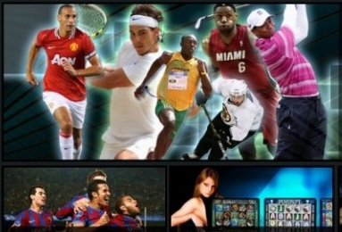 which sports can you choose from at betway