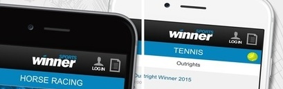 On which devices can you bet via Winner app?