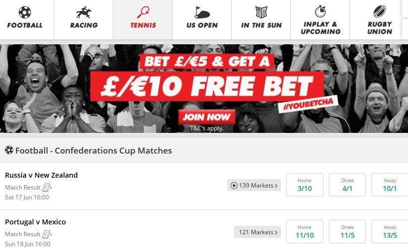 Why gamblers on the web play at Sun bets?