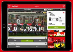 what are the features of ladbrokes mobile app