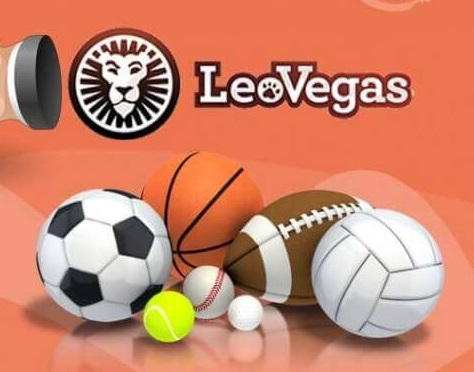 What is the Leo Vegas sports market coverage?
