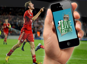 Find out what are the advantages of in-play betting!