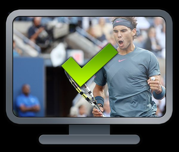 Which bets are available for live betting on tennis?