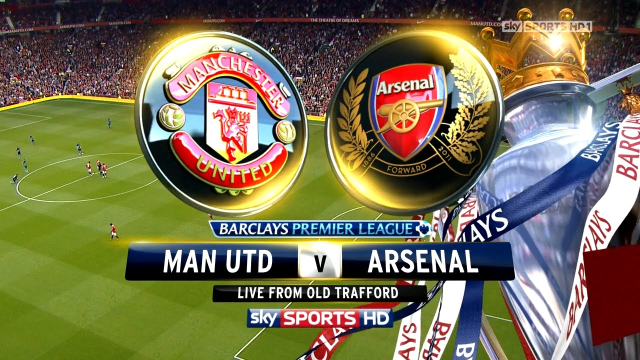 Manchester United Versus Arsenal in the Premier League