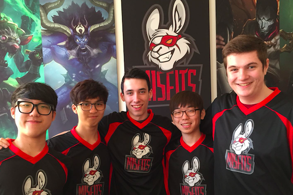 Miami Heat Bought a Stake in Misfits