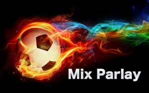 find the concept behind mix parlay
