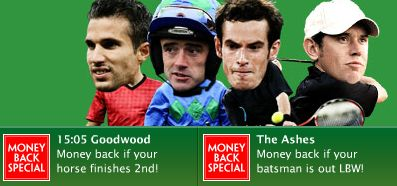 Are there are many other bonuses on the Paddy Power site?