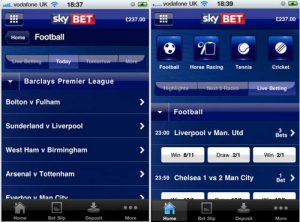 how can you claim a bonus via skybet mobile