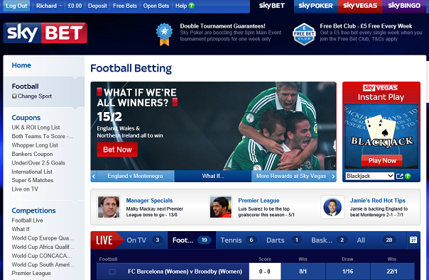 how the skybet sportsbook is licensed and regulated