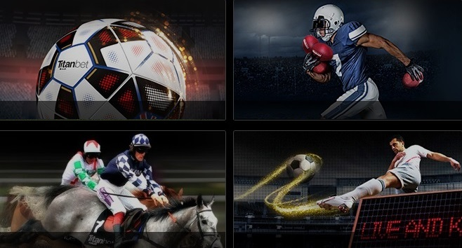 Check the sports betting options at Titan bet!