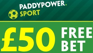 How can you qualify for the Paddy Power sign-up offer?