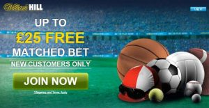 how to claim the william hill free bet bonus